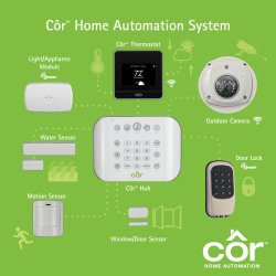 Cross Country Mechanical provides cor home automation System in Spruce Grove